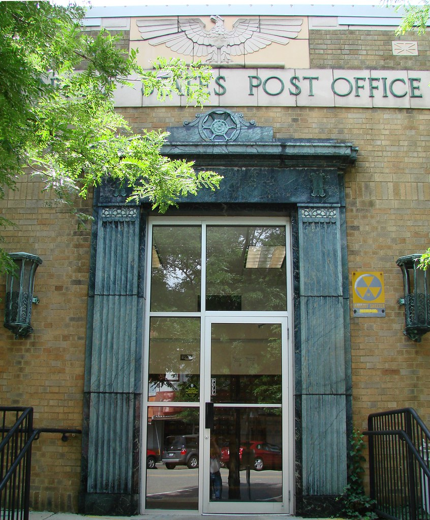Post Office Dover, OH | Beautiful post office hidden by ...