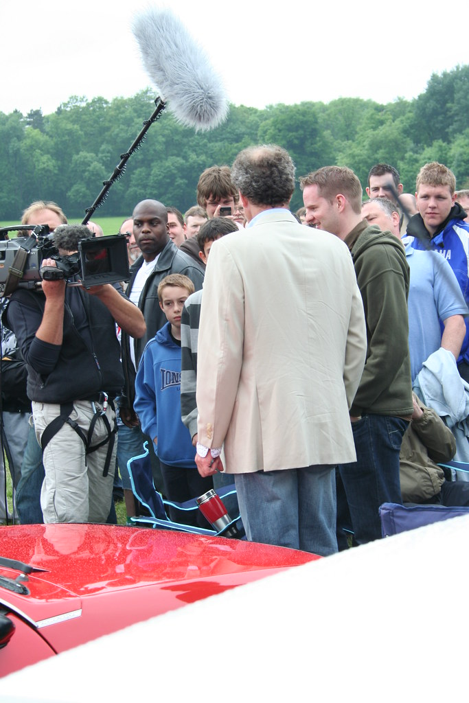 top gear presenters jeremy clarkson and james may talking flickr. Black Bedroom Furniture Sets. Home Design Ideas