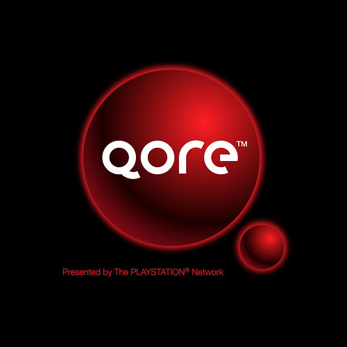 Qore Logo | by PlayStation.Blog