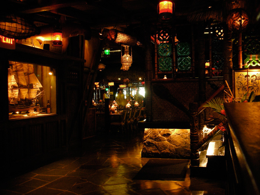Mai Kai Restaurant Foyer Fort Lauderdale Fl As Soon As