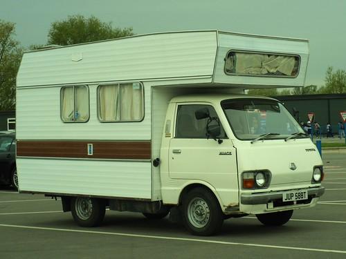 1978 Toyota Hiace Campervan Sam Osbon Flickr