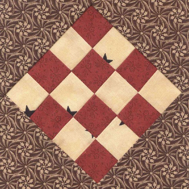 Civil War Love Letter Quilt E1