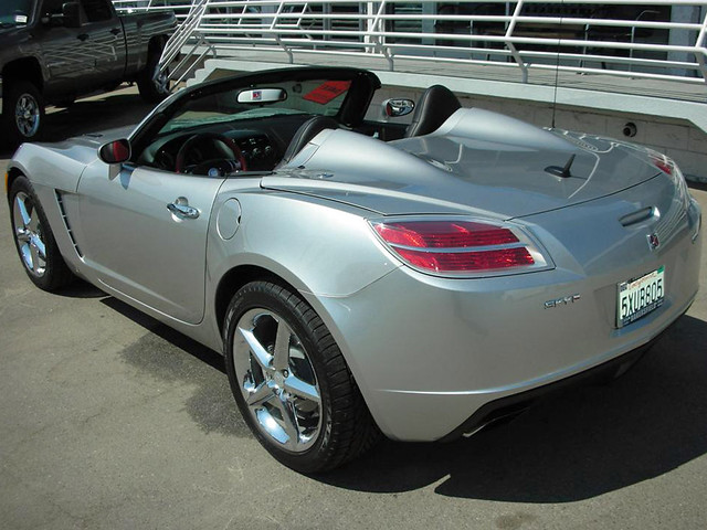 2007 saturn sky 39 red line 39 at three way chevrolet i flickr. Cars Review. Best American Auto & Cars Review