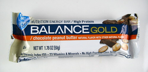 Balance Gold Bar: Chocolate Peanut Butter | by kstar810