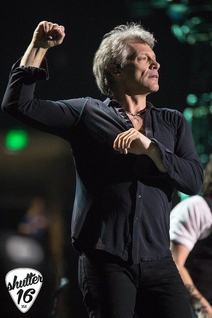 Bon Jovi - Bon Secours Wellness Arena - 2.8.17 --0969