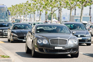 Bentley Continental GT Speed & Maserati Granturismo S | by Future Photography International