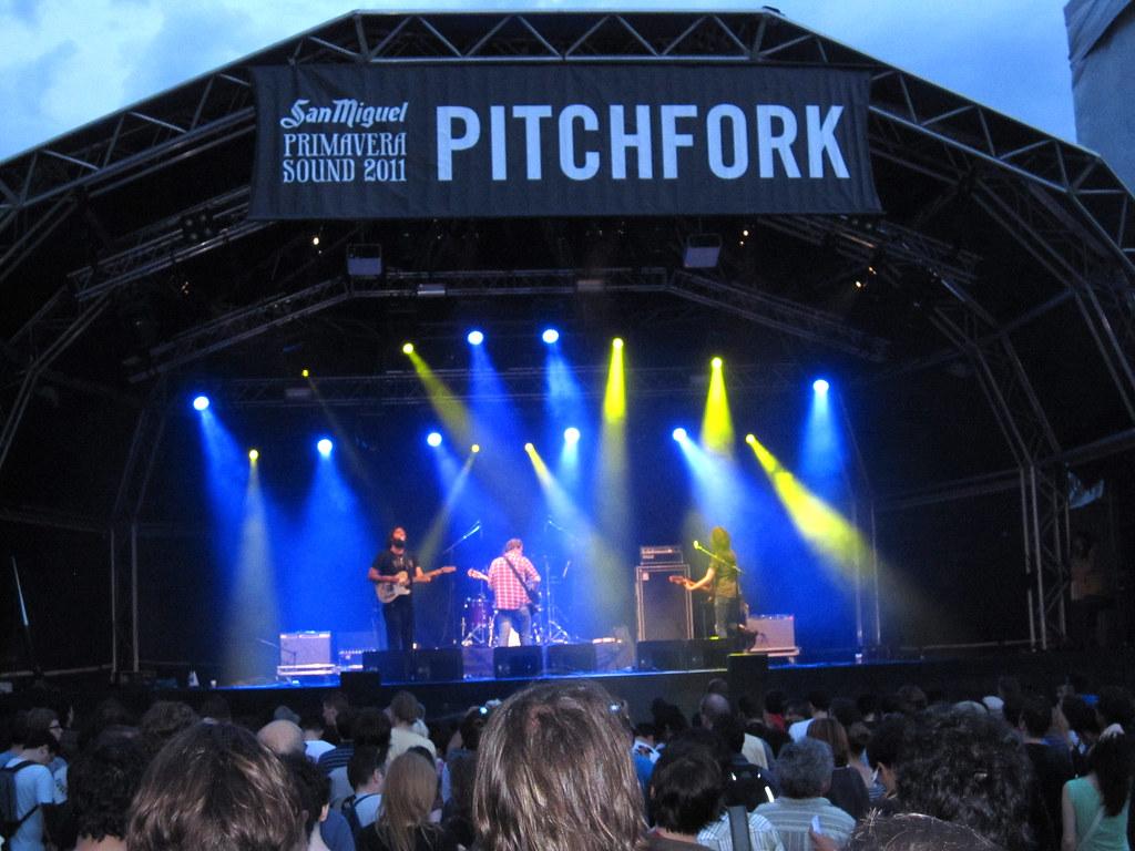Resultat d'imatges de escenario pitchfork