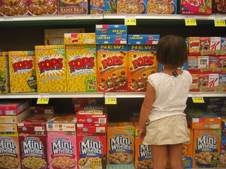 Wondering which cereal to choose | by inky