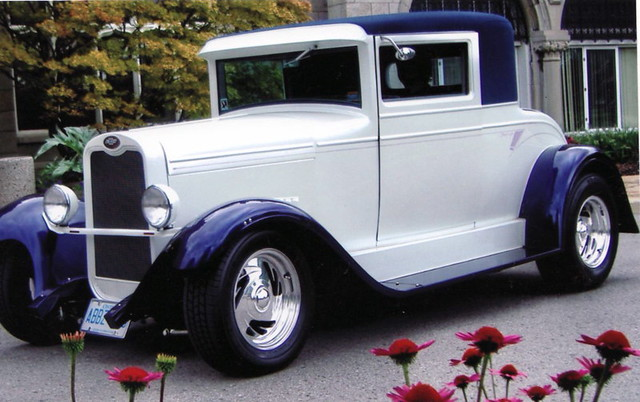 Chevy 3 3 >> 1928 Chevy Sports Coupe | Vince White | Flickr