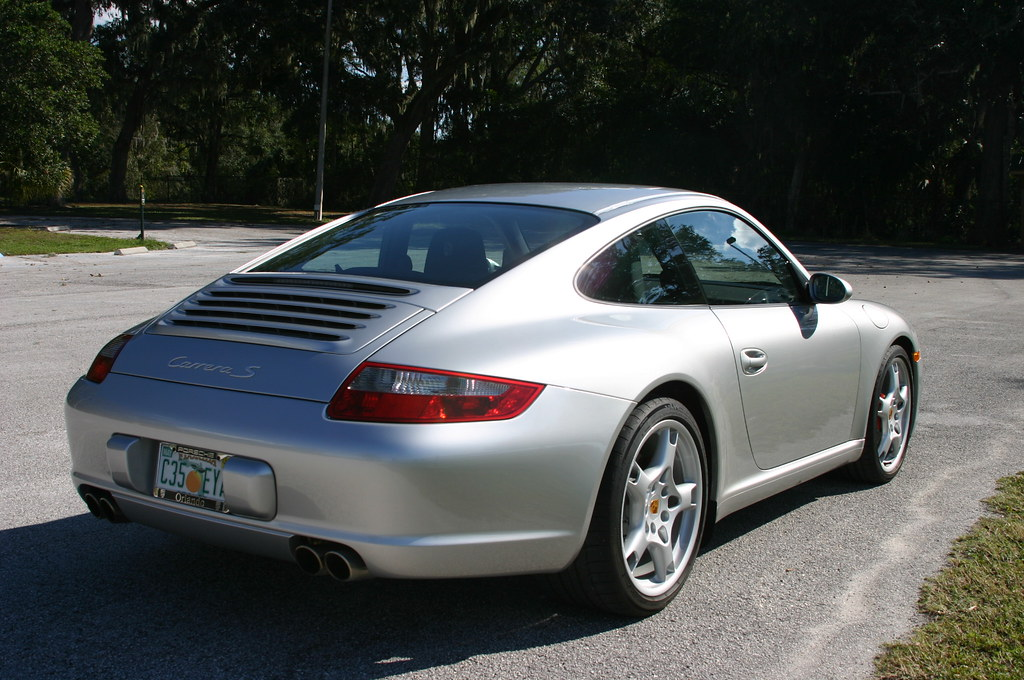 2005 porsche 911 carrera s steve page flickr. Black Bedroom Furniture Sets. Home Design Ideas
