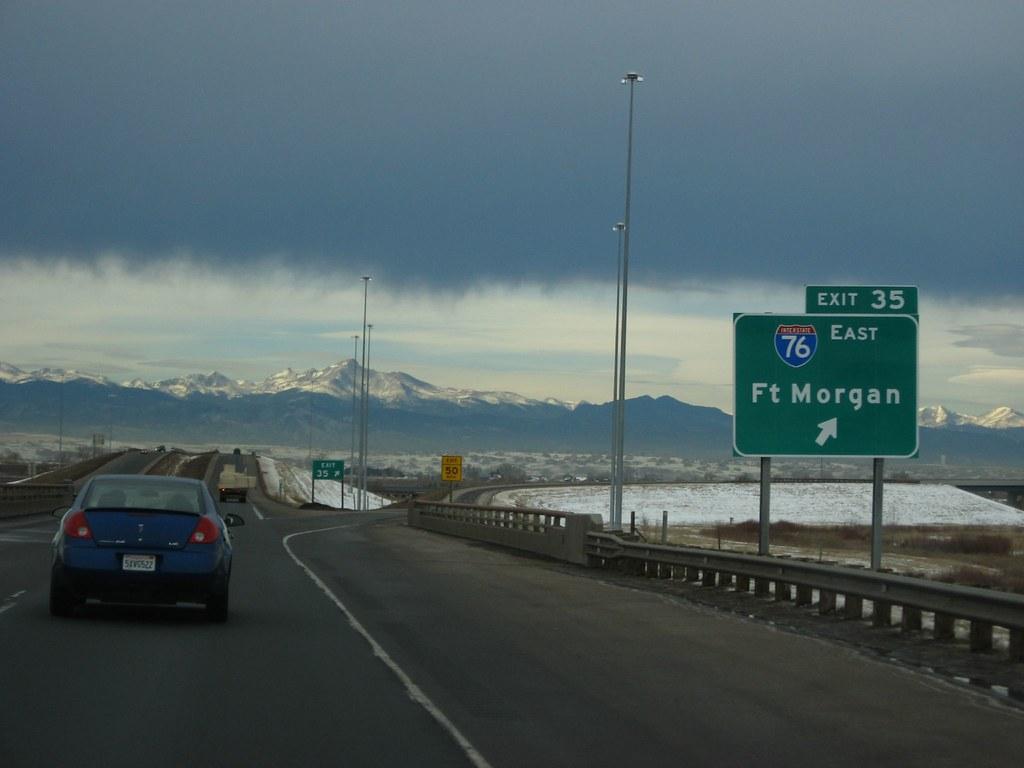 Exit  Long Island Expressway