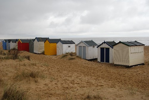 huts southwold easter 2008 | by overmilkwood