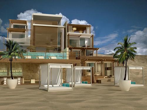 Dco suites lounge spa dco lounge spa hotel dco for Fachadas de hoteles de lujo