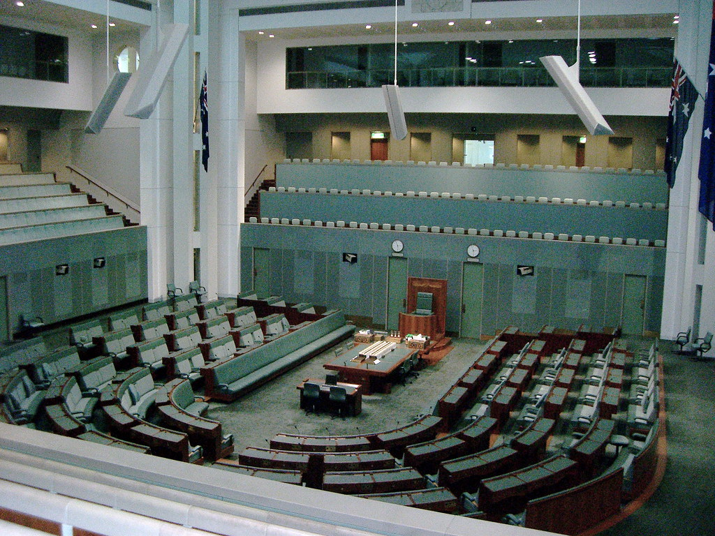 House Of Representatives Australian Parliament Canberra