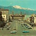 Pikes Peak Avenue, Colorado Springs, CO. 1962