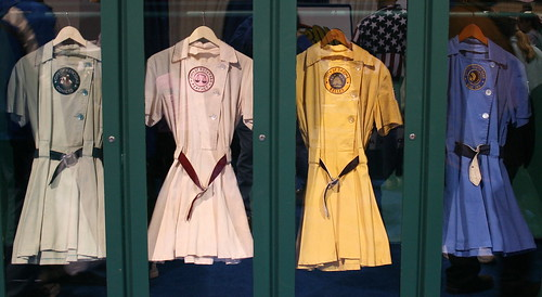 all american girls professional baseball league essay The latest rockford peaches are another tribute to the all-american girls professional baseball league, which was also re-created on film 25 years ago.