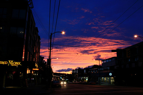 W. 4th Ave, Kitsilano, Vancouver | by Lisa Bettany {Mostly Lisa}