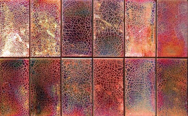 Losetas cer micas de una pared a gonz lez alba flickr - Losetas para pared ...