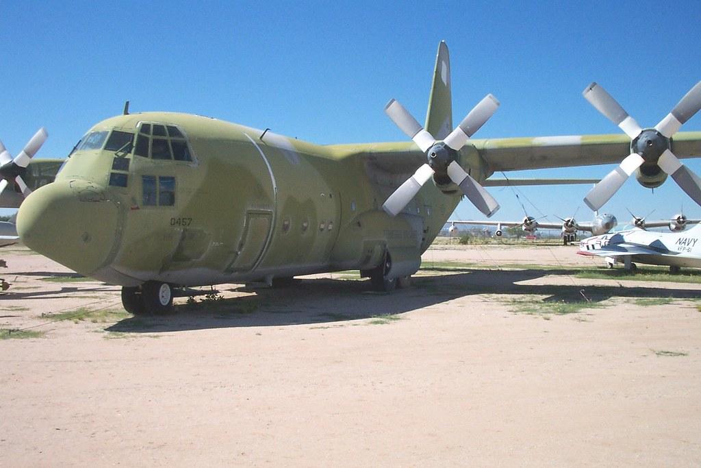 Lockheed C-130A Hercules 57-0457 | Serial Number: 57-0457 ...