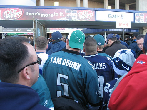 Typical Eagles fan | by Frants