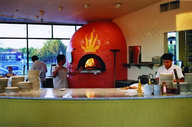 Wood Oven Pizza Kitchener