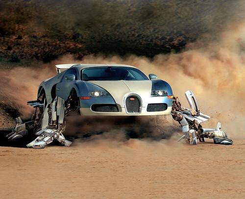 Cars  Transforming Lightning Mcqueen
