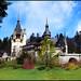 Peles Castle,Sinaia,Romania