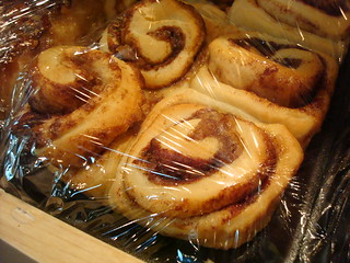 Cinnamon Rolls! at Beiler's | by cakespy