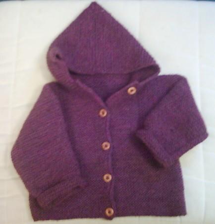 tomten jacket Knit in 2004 from Elizabeth zimmermanns kni? Flickr