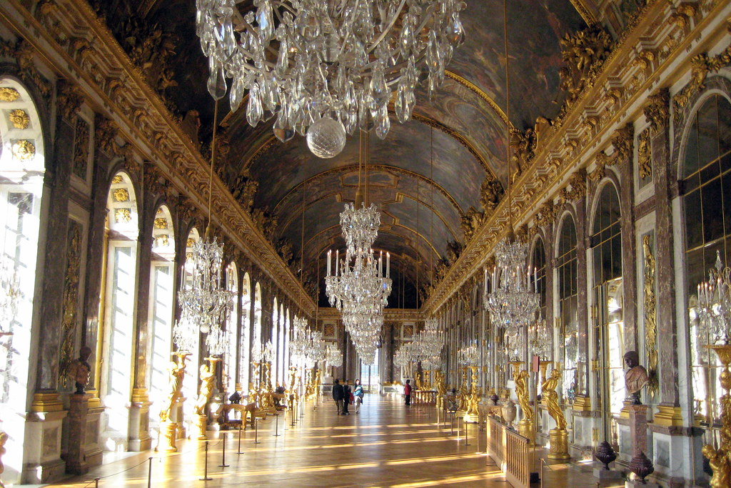 Versailles ch teau de versailles la galerie des glaces flickr - La reine des glace streaming ...