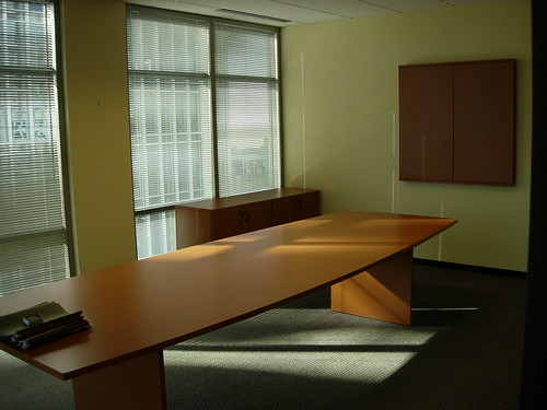 Conference Room Furniture With Data Ports