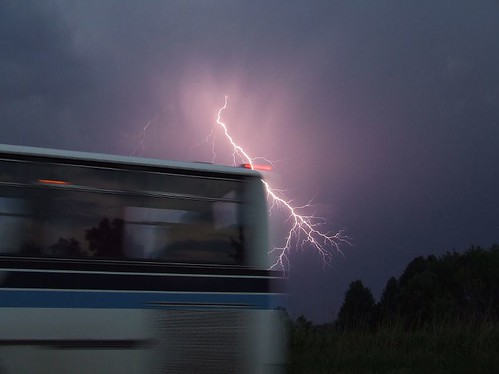 Zarko Drincic - The Electric Bus (Awarded by National Geographic Magazine) | by Zarko Drincic