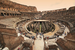 Colosseum - The Wide View | by ` Toshio '