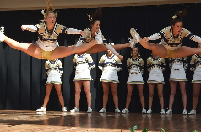 2007 National Cheer Champions, Boswell High School, Fort -2882