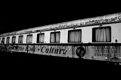 Book, train, culture. | by Teacher Dude's BBQ