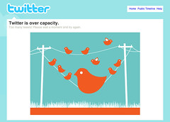 "My design for Twitter's ""over capacity"" screen 