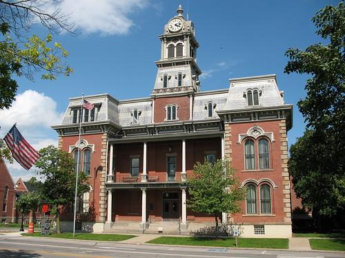 Medina County Courthouse Ohio David Grant Flickr