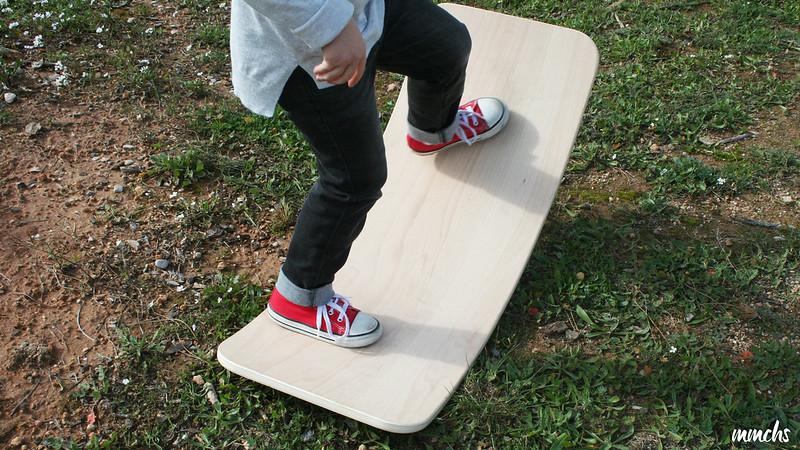tabla curva para niños
