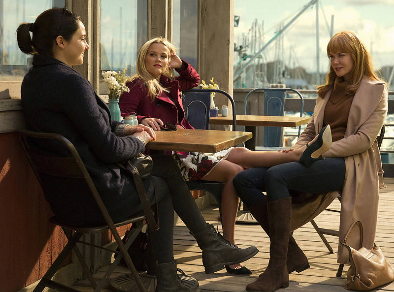 Dónde se rodó Big Little Lies