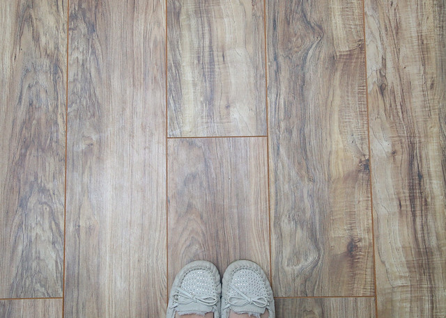 New Laminate Wood Flooring Elizabeth Joan Designs