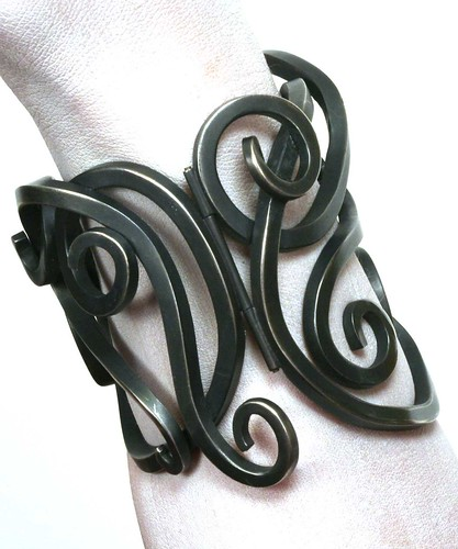 Baroque-Wrought-cuff-1 | by Natasha Wozniak