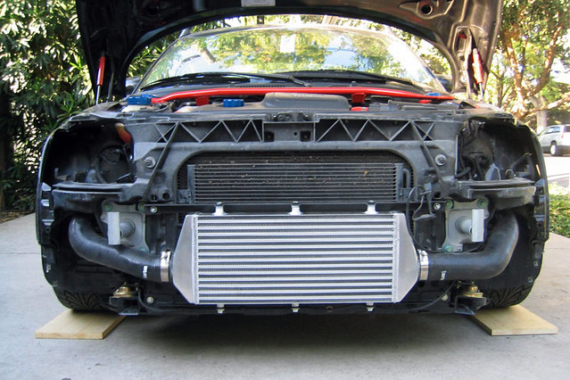 Audi Tt Intercooler A Custom Built Fmic For The Tt I