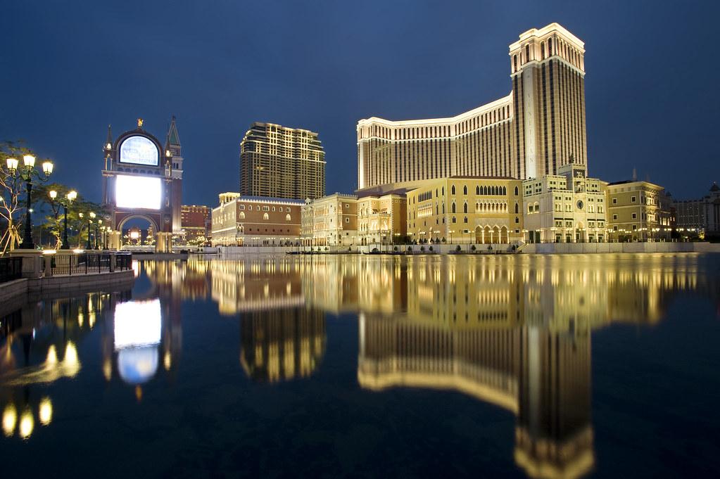 Venetian casino jobs