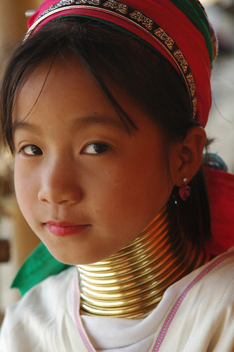 Karen - Paduang hilltribes Northern Thailand | by TeodoraC
