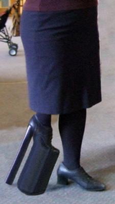 Short White Shoe Laces