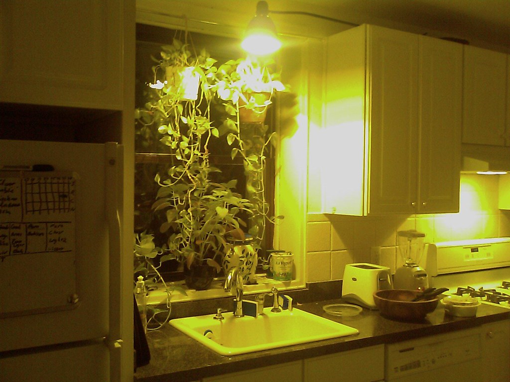 new light over the kitchen sink charlie flickr