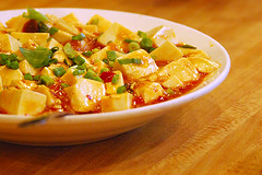 mapo-tofu | by food_in_mouth