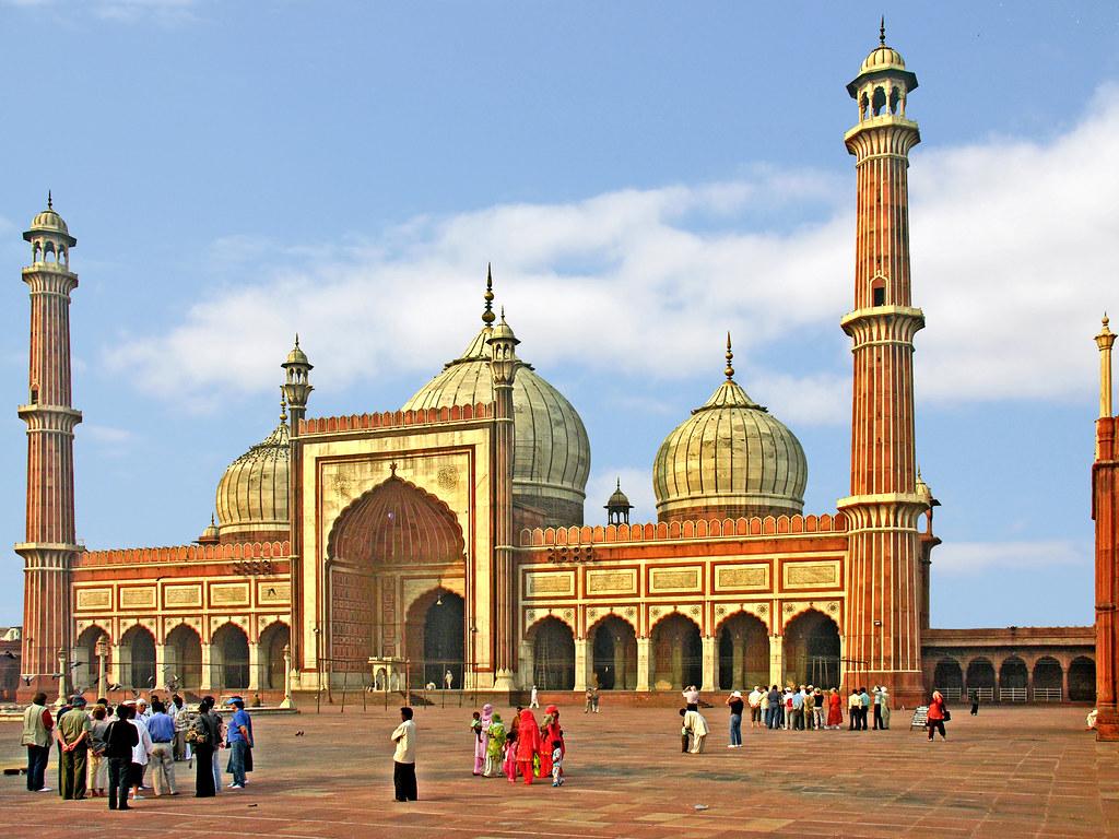 India 0225 Jamia Masjid Please No Invitations Or Self