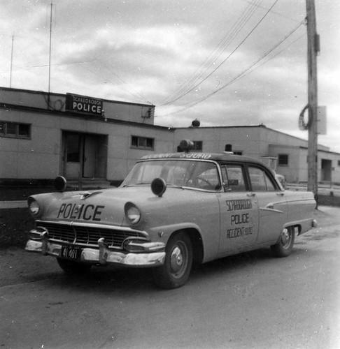Scarborough Police Accident Squad 1956 Pjs Deceased Flickr