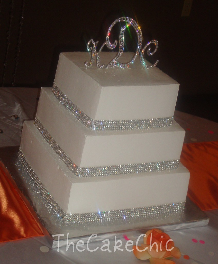 bling wedding cake photos rhinestone wedding cake 007 rhinestone wedding cake 11928